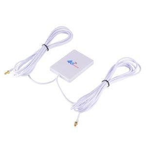MODEM - ROUTEUR XCSOURCE LTE TS9 Booster Signal 4G 3G 2.4G Panneau