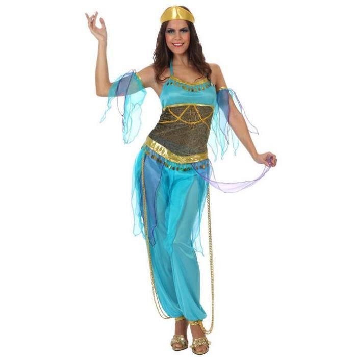 Déguisement de danseuse orientale Taille : L