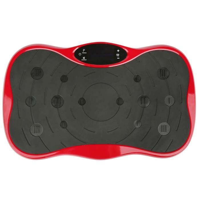 HEK Plateforme Vibrante Oscillante pour Perte de Poids équipement Vibration Debout Corps Machine Maison avec Bluetooth Musique