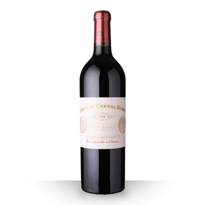 Château Cheval Blanc 2014 Rouge 75cl AOC Saint-Emilion Grand Cru - Vin Rouge