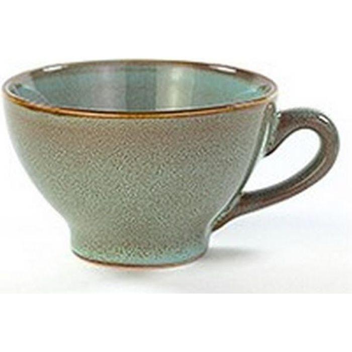 bolée à cidre vert de gris