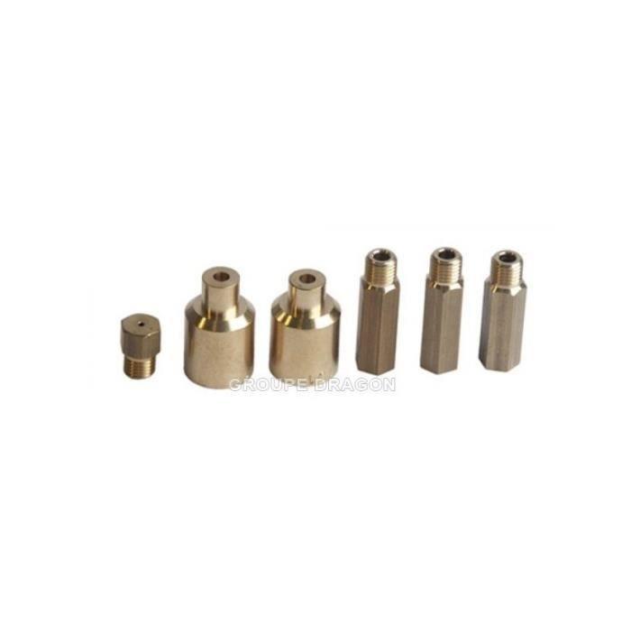 Sachet injecteurs gaz naturel pour cuisinière BRANDT 5432916 - * RETRO21N1 SAUTER 69KP - 69KP(V - BVMPièces