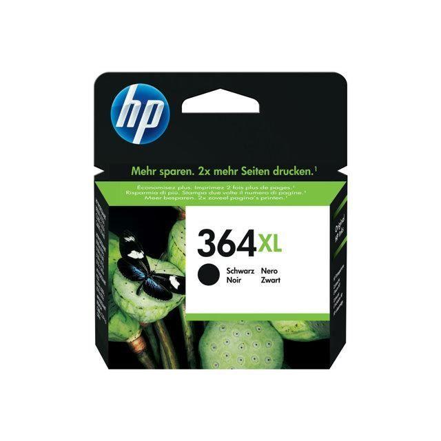 HP - Cartouche d encre 364XL Noir ( CN684EE )