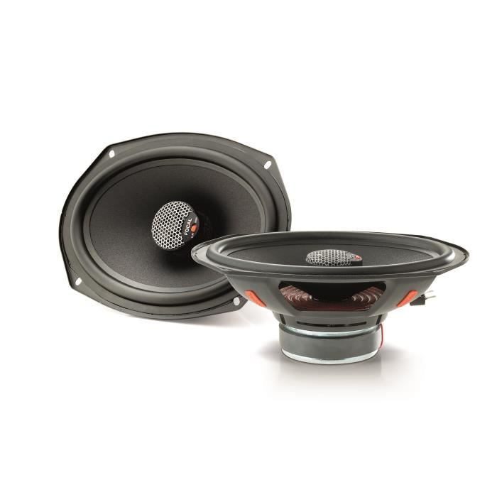 FOCAL Kit Coaxial 2 Voies ICU690 6 x 9'' Universel