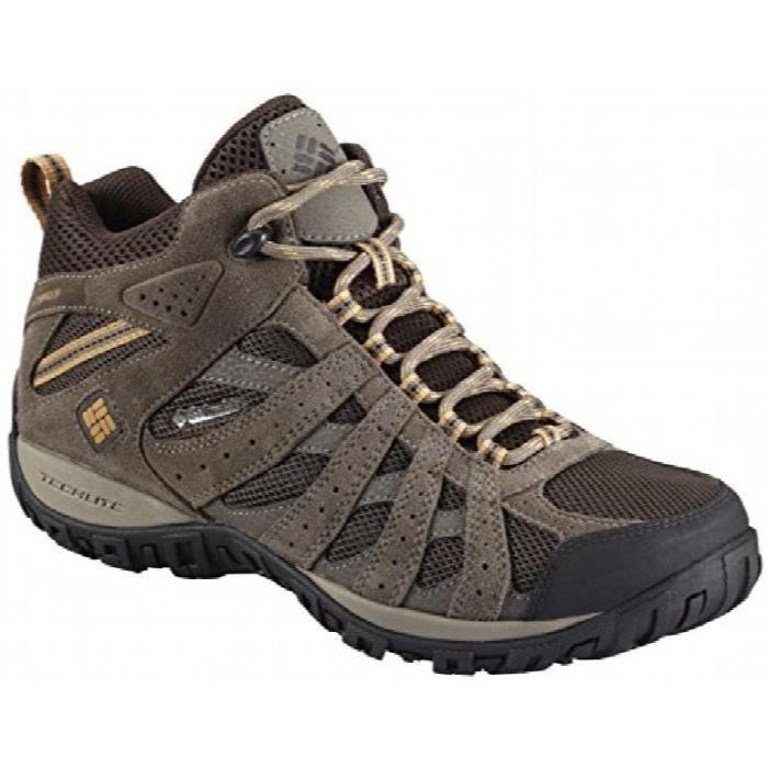 COLUMBIA Redmond Mid Waterproof large Chaussures de randonnée 1O0ESR Taille-46