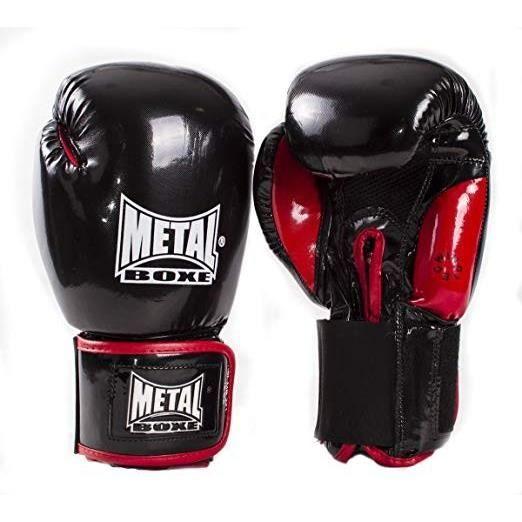 Metal Boxe - [Fin de série] Gants Compétition - MB221, Metal Boxe