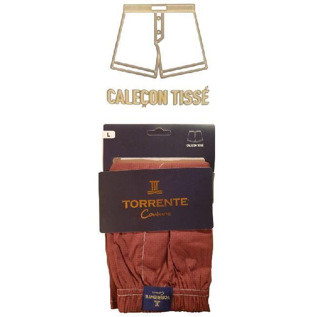 Torrente caleçon Homme 100% Coton R 5