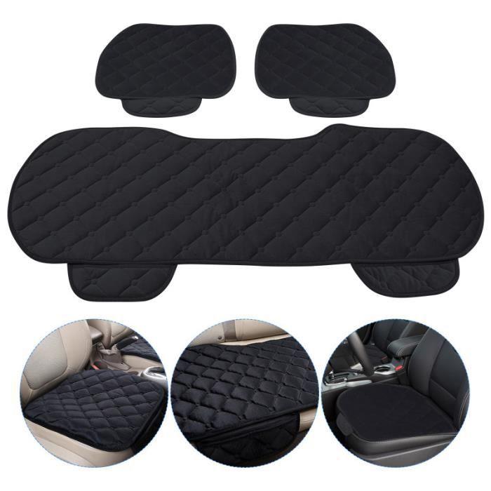 1 Set Coussin de siège auto durable de pour voiture cale dos - repose-tete confort conducteur passager