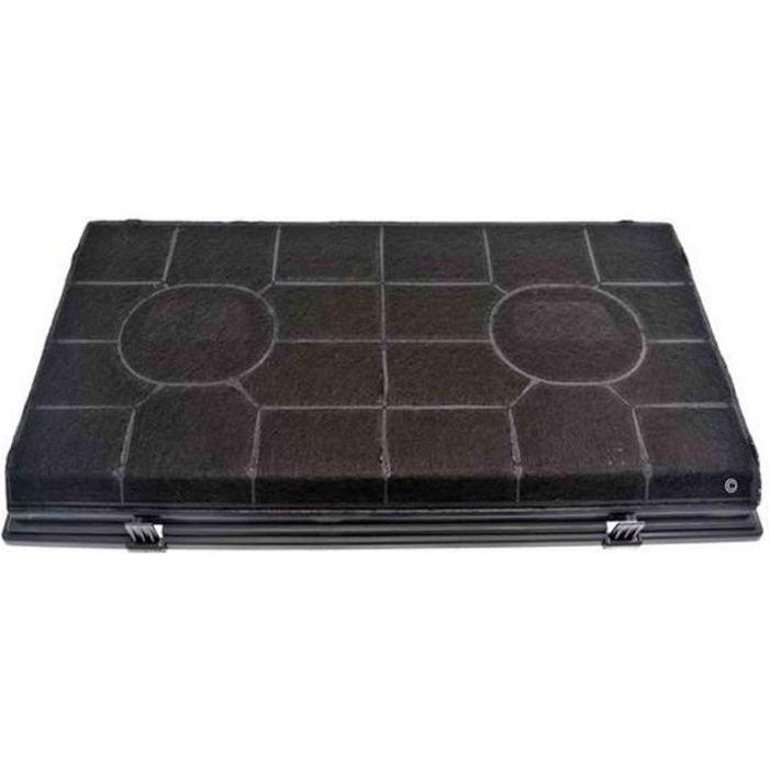 Filtre charbon ROSIERES pour Hotte ARTHUR MARTIN, CANDY, ELECTROLUX,
