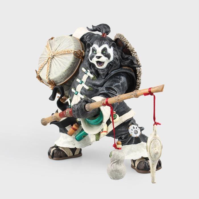 World of Warcraft Figurine Panda Men Chen Stormstout