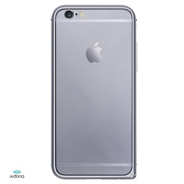 XDORIA Coque bumper pour iPhone 6+/6S+ - Noir
