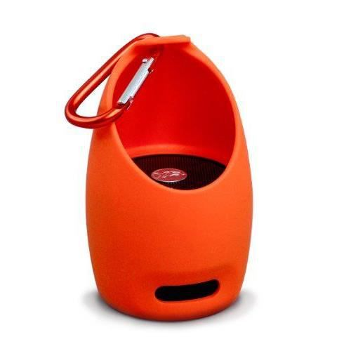 XSORIES Enceinte Bluetooth Bongo Drop - Orange
