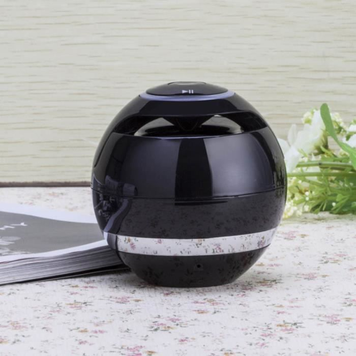 Portable Super Bass Mini Bluetooth Sans Fil Haut-parleur Bk @soko3010