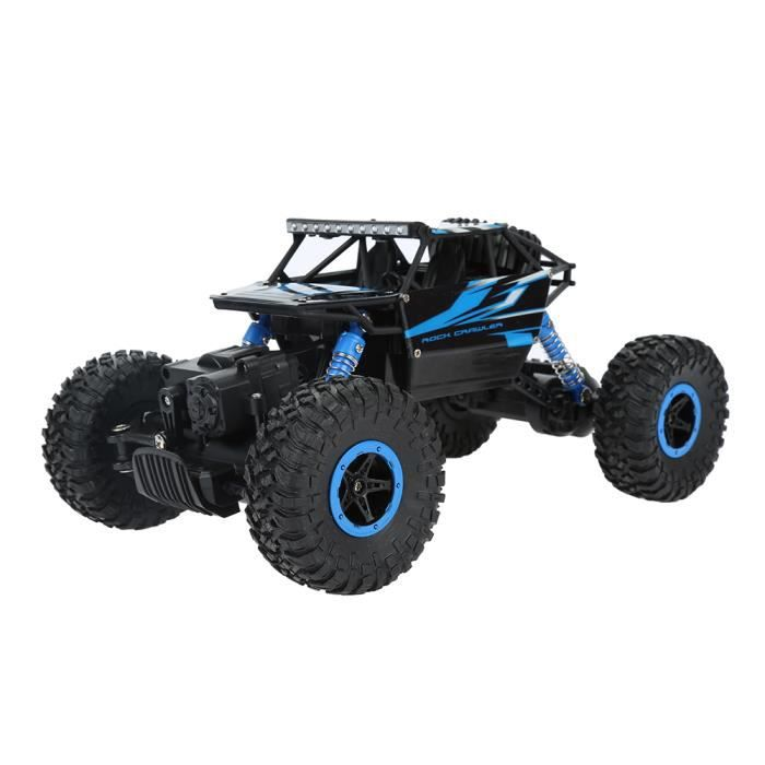 2 4ghz voiture electrique rc t l commande 4wd rock crawlers rallye d 39 escalade 4x4 double motors. Black Bedroom Furniture Sets. Home Design Ideas