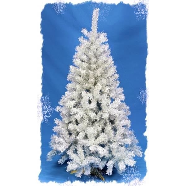 Sapin de no l artificiel pied m tal canadie achat for Arbre artificiel exterieur pas cher