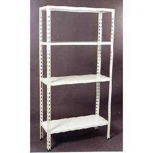 etagere metallique 4 tablettes achat vente etabli. Black Bedroom Furniture Sets. Home Design Ideas