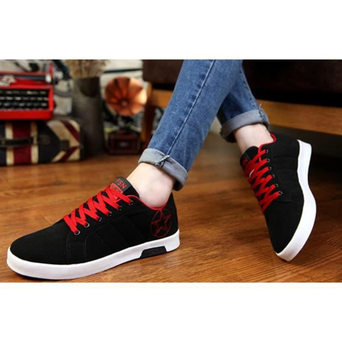 Mode New Style Respirabilit Loisirs Sneakers ho...