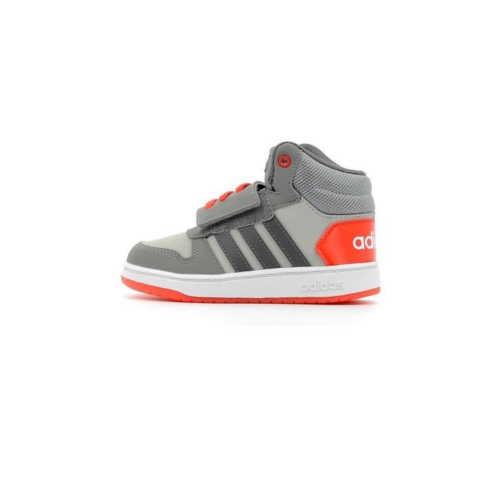 Enfants Coloris Children Grey Five Two Hoops 2 Montante Inf Adidas 0 Rohare Baskets Mid wm80vnON