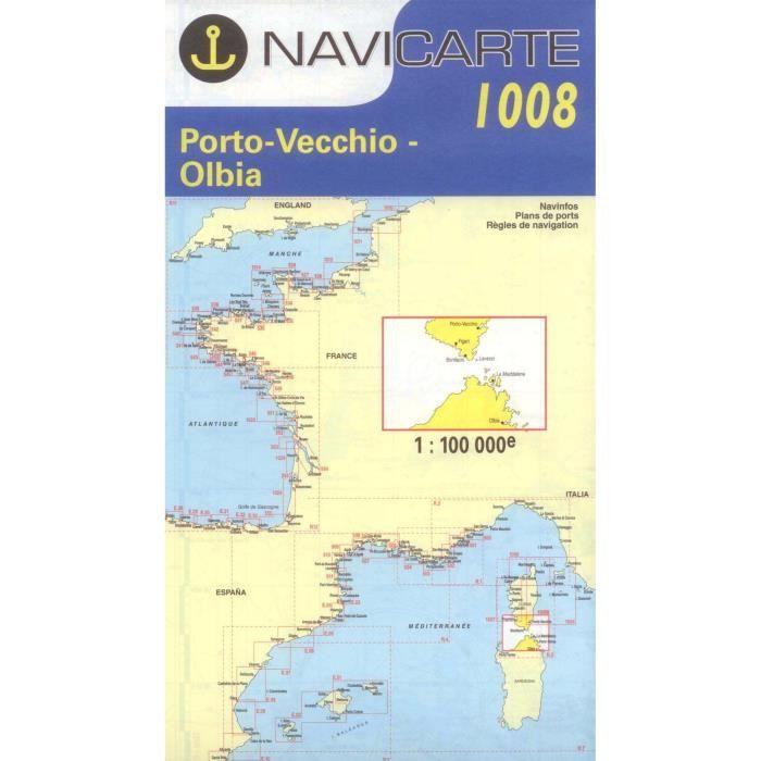 Carte Marine Navicarte 1008 Porto Vecchio Olbia Navicarte Carte Navicarte Achat Vente Porte Carte 0762611024690 Soldes Sur Cdiscount Des Le 20 Janvier Cdiscount