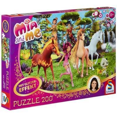 Mia et moi la licorne de Centopia JIG SAW Puzzle 100 pièces Enfant Puzzle