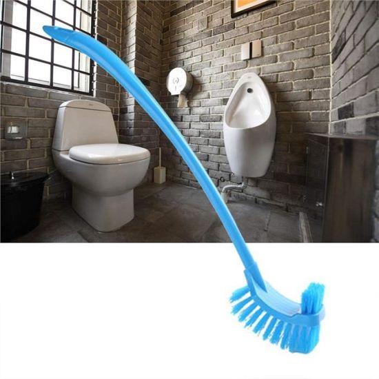 Poignée Longue Brosse de toilette bol résistant Cleaner Brosse Outils pour toilette de nettoyage