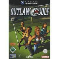 JEUX GAME CUBE Outlaw Golf