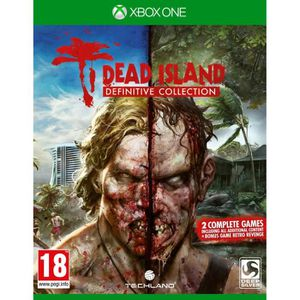 JEUX XBOX ONE Dead Island Definitive Edition Jeu Xbox One