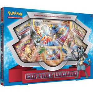 CARTE A COLLECTIONNER Asmodee - Packs et Sets - Coffret Pokémon Exclusif