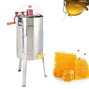 EXTRACTEURS Extracteur de miel manuel d'abeille de cadre d'aci