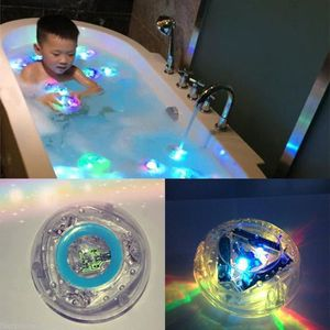 AMPOULE INTELLIGENTE Bath Led Light Toys Imperméable Drôle Baignoire Sa