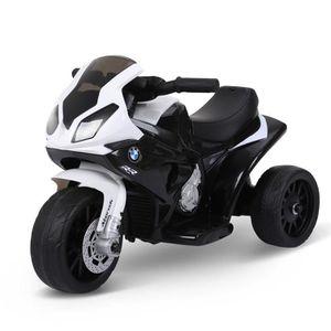 MOTO - SCOOTER BMW S1000 RR moto électrique pour enfants 3 roues
