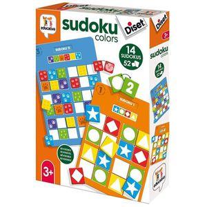 JEU D'APPRENTISSAGE DISET - Sudoku, le jeu pour enfants