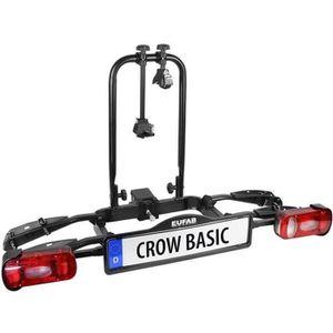 PORTE-VELO EUFAB Porte-Vélos Crow Basic - 2 vélos (compatible