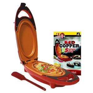 LOT APPAREIL CUISSON Chef Rapide Antiadhésif Omelette Maker électrique