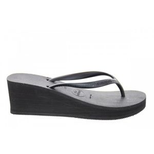 TONG Tongs - Havaianas High Fashion Black
