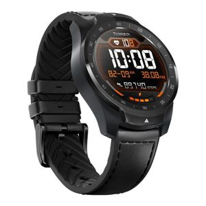 MONTRE CONNECTÉE Montre Intelligent 4G-Ticwatch Pro Smart Watch -Mo