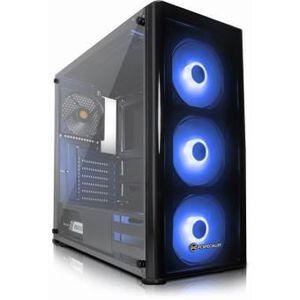 UNITÉ CENTRALE  PCSpecialist Fusion Xr PC Gamer - AMD Ryzen 7 2700