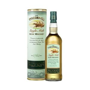 WHISKY BOURBON SCOTCH Tyrconnell Single Malt Irish Whiskey 40% vol 70cl