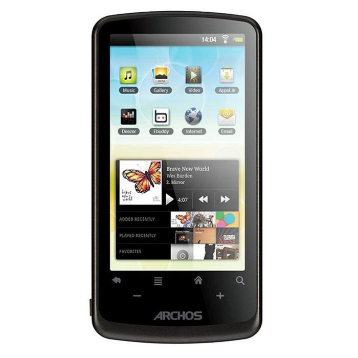 archos 35it 8 go tablette internet tablette tactile. Black Bedroom Furniture Sets. Home Design Ideas