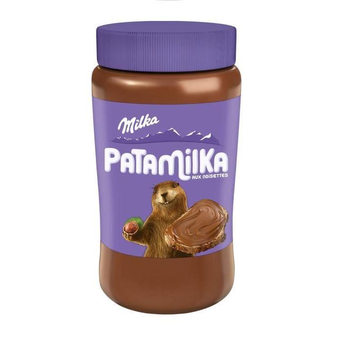 Patamilka - Pâte à tartiner Milka600g