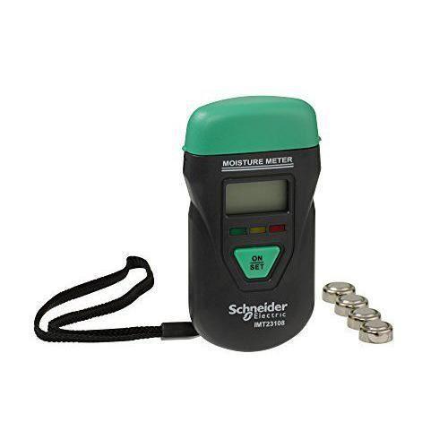 Schneider Electric &nbspThorsman l'humidité Mètre, 1000&nbspV, Vert/gris - IMT23108