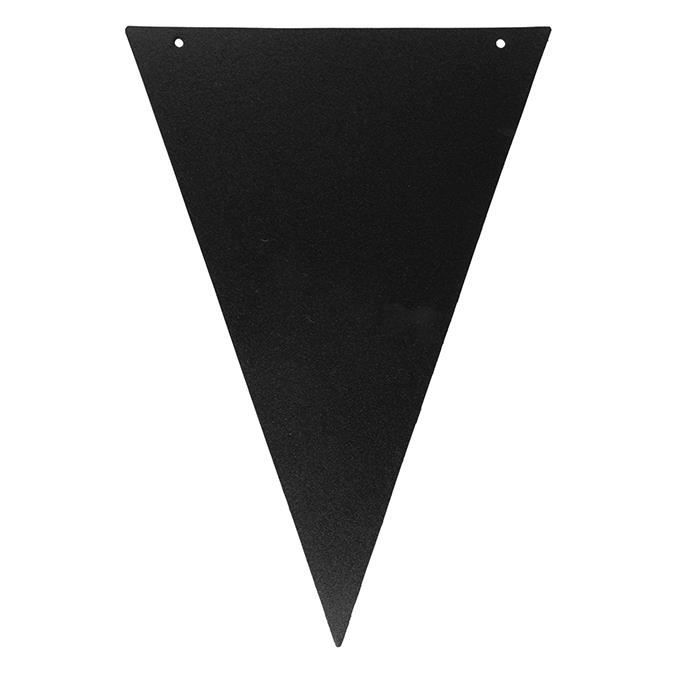 Securit FB-FLAG, Noir, 210 mm, 2 mm, 400 mm, 100 g