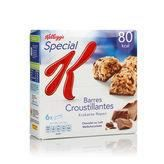 KELLOGG'S Barres Spécial K choco lait - 120 g