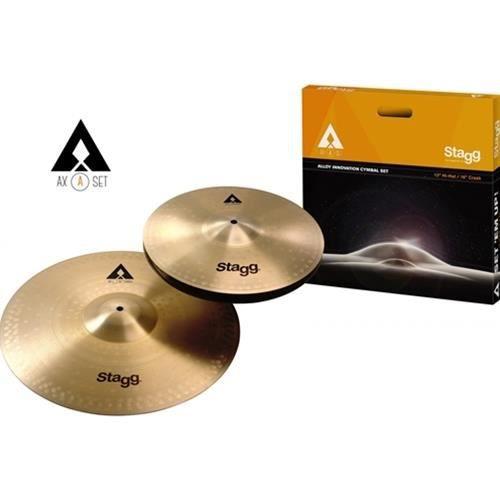 Stagg AXA Set Cymbales