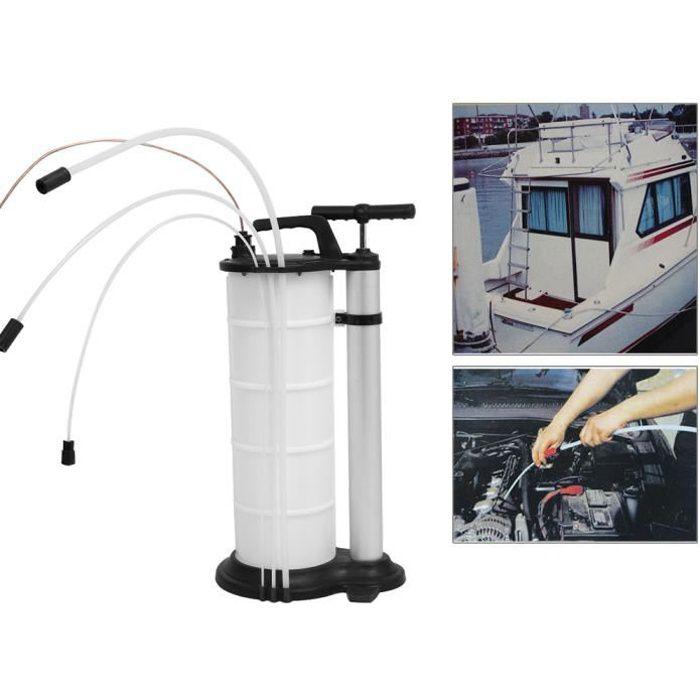 Pompe de vidange Pompe manuelle d'aspiration extraction huile-eau-pétrole-gas pompe à huile KIT DE VIDANGE MOTEUR HB003