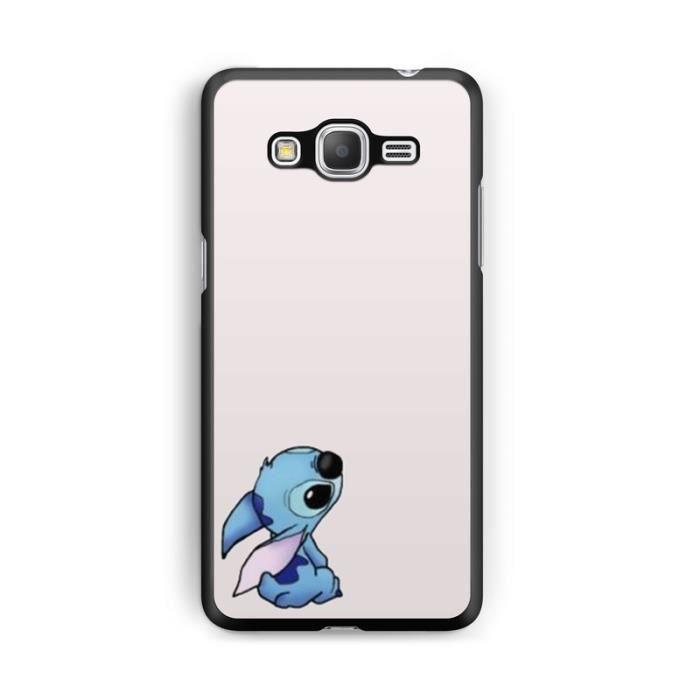 Coque Samsung Galaxy A3 2014 Lilo Stitch Tortue love Ohana ...