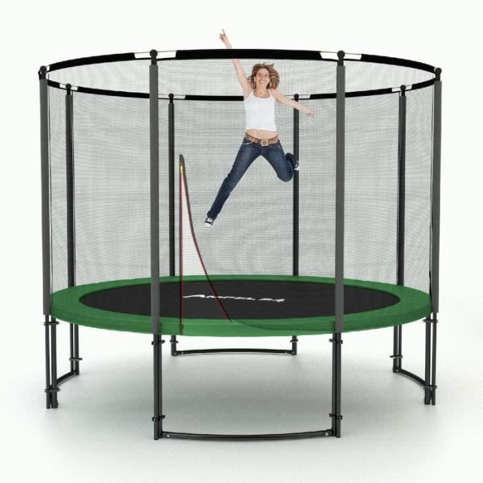 trampoline 305 cm pas cher. Black Bedroom Furniture Sets. Home Design Ideas