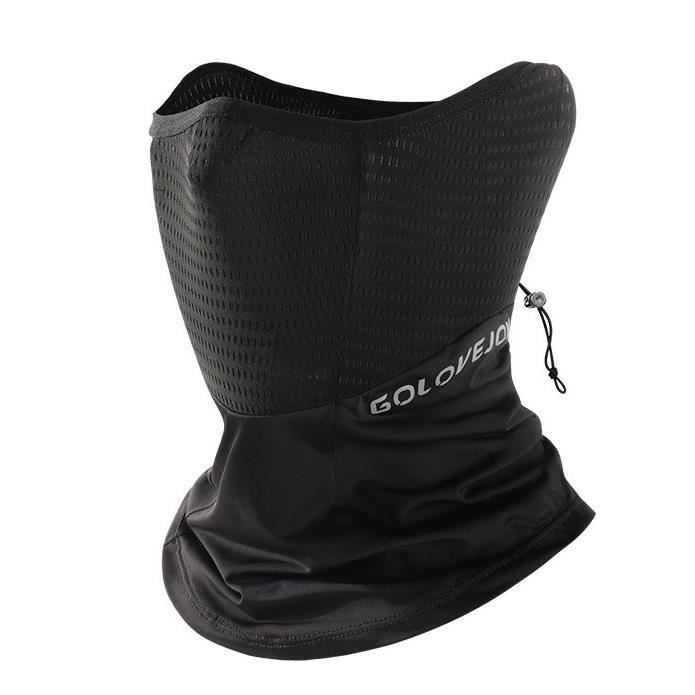 Multifonction Protection UV contre la poussi/ère le cyclisme les activit/és en ext/érieur Noir Respirant Bandana de ski Pour la p/êche Tour de cou pour homme ACDC Coupe-vent