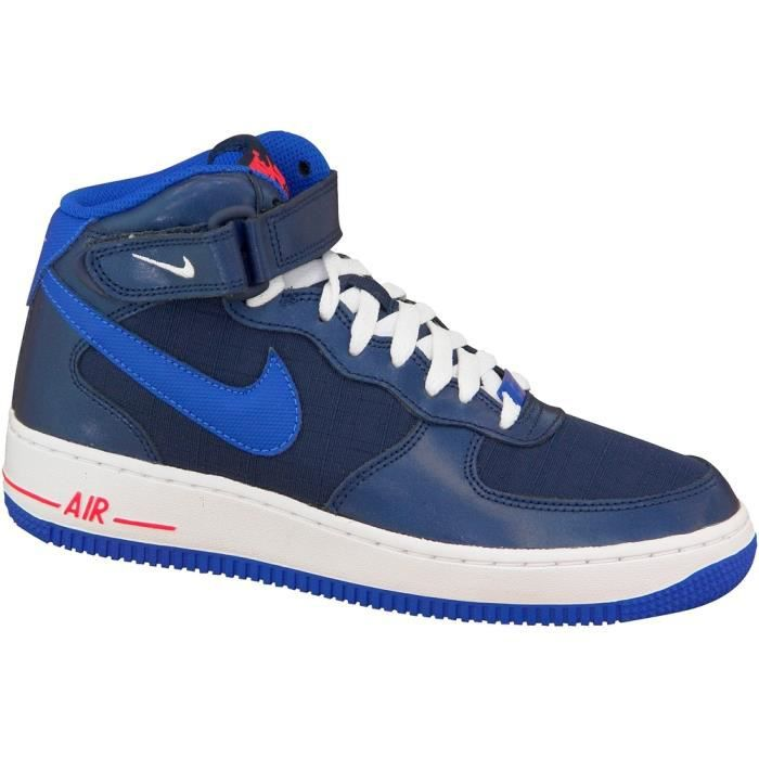 "Nike Air Force 1 Mid GS 314195-412 ""Midnight Navy"""