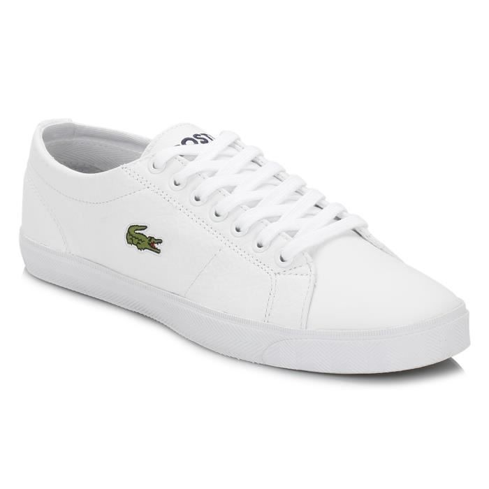 Basket Lacoste Homme Cuir